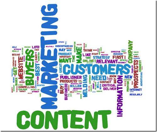 Make your company stand out with Content Marketing.